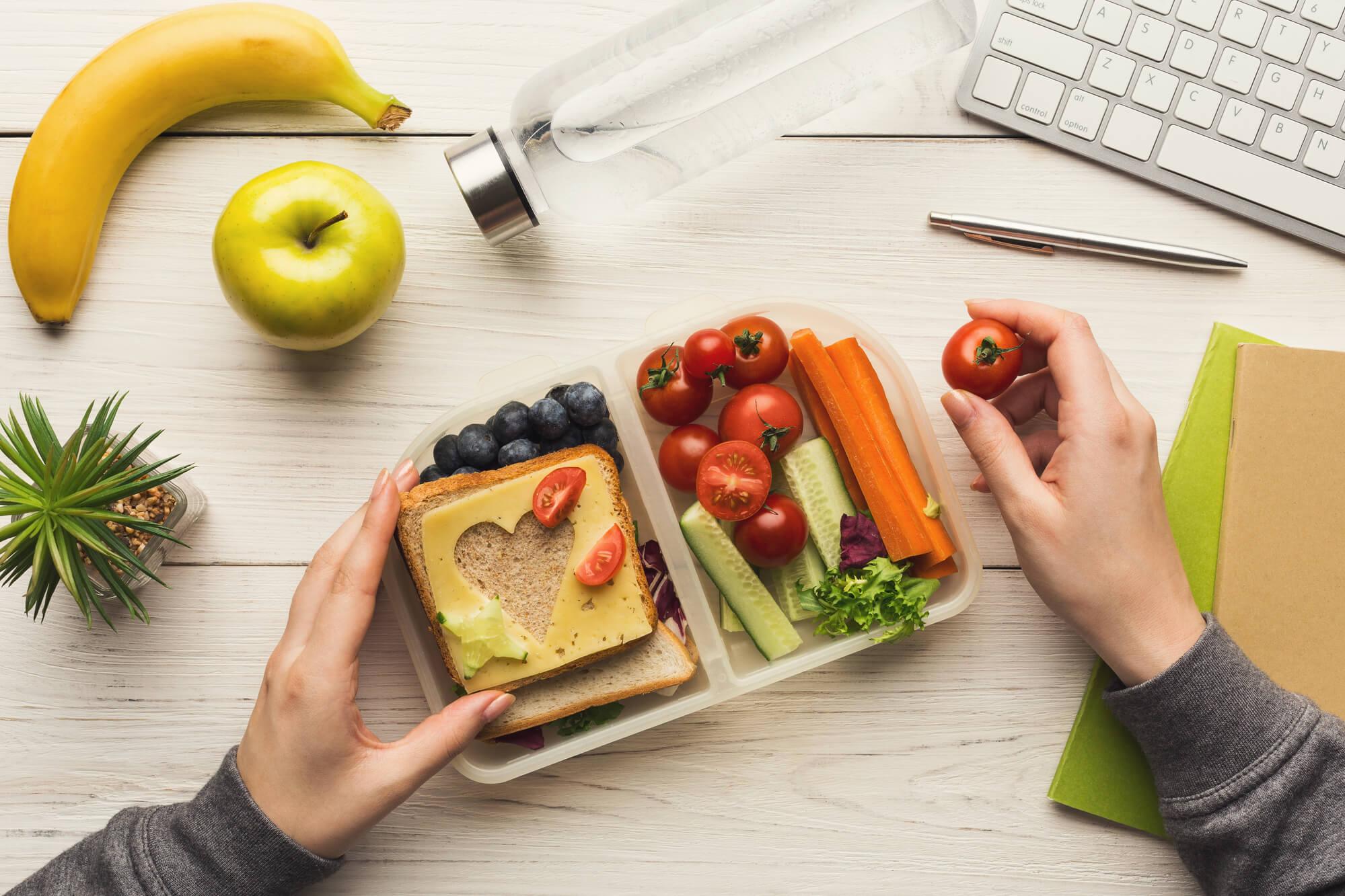 Veja porque a alimentação no trabalho é coisa séria