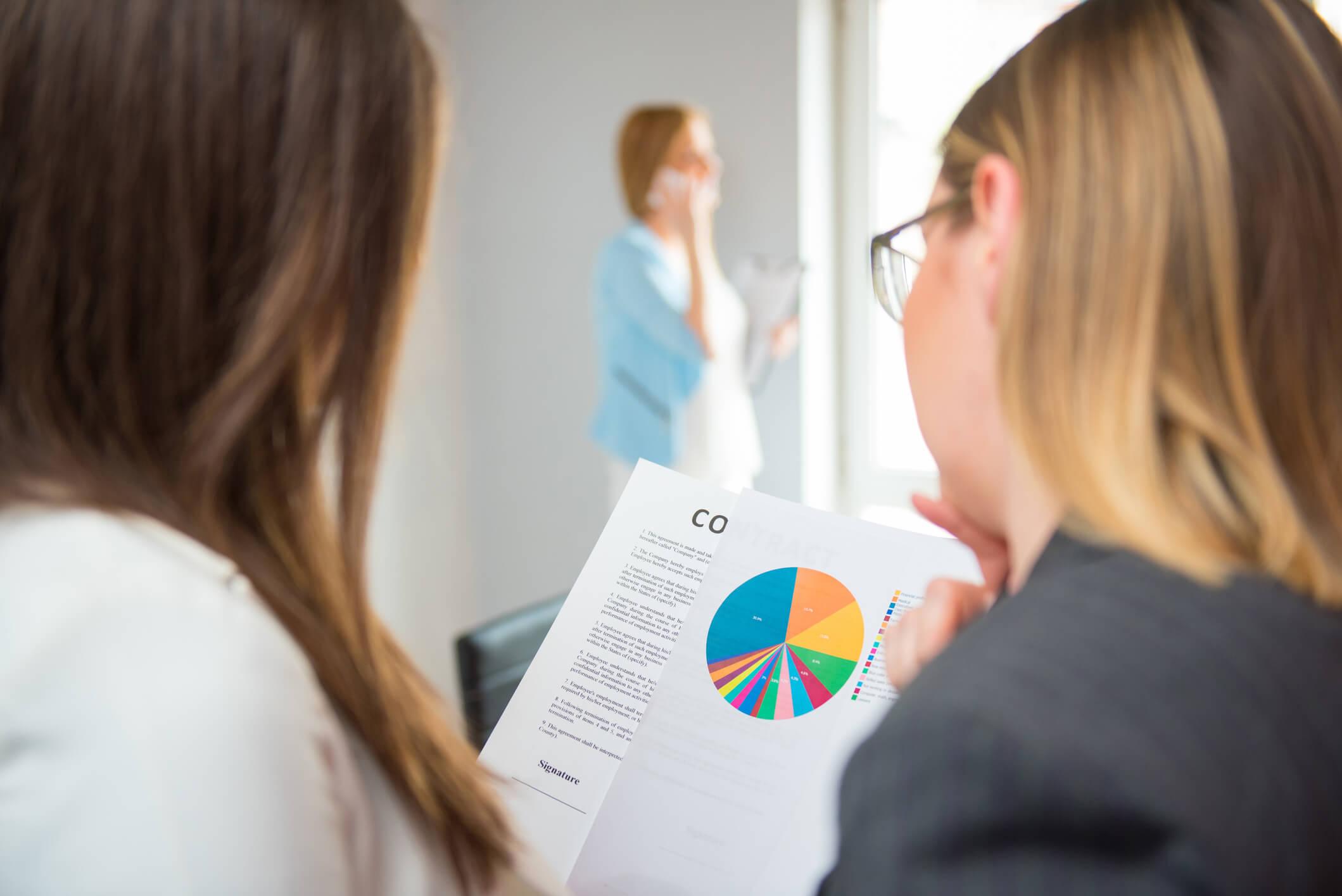 3 benefícios de ter um setor de recursos humanos orientado a dados