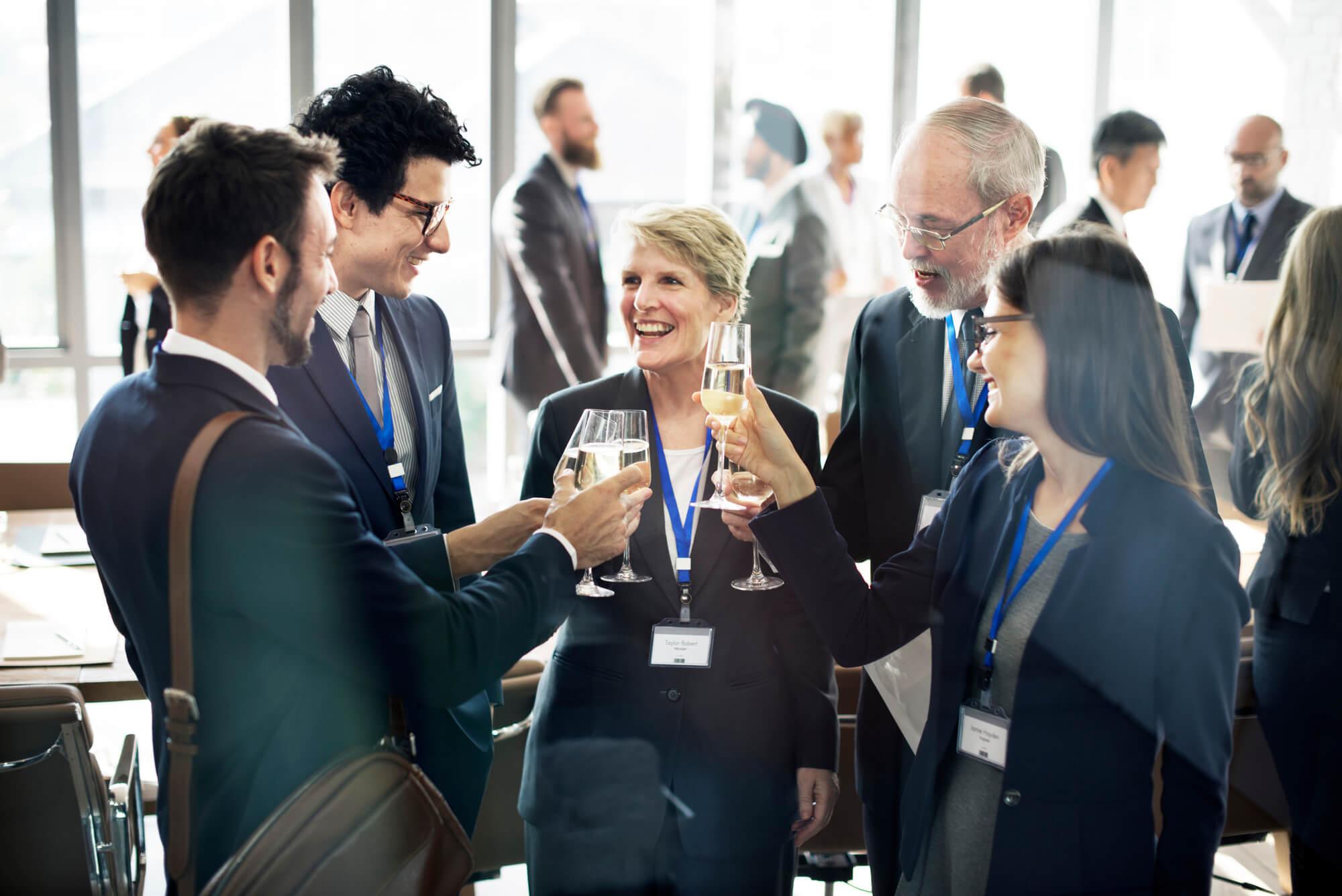 5 motivos para você investir em eventos corporativos na sua empresa