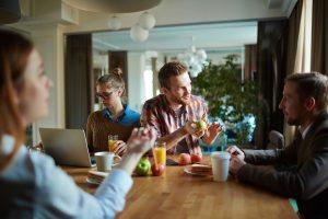 3 dicas para acompanhar a qualidade da alimentação do trabalhador