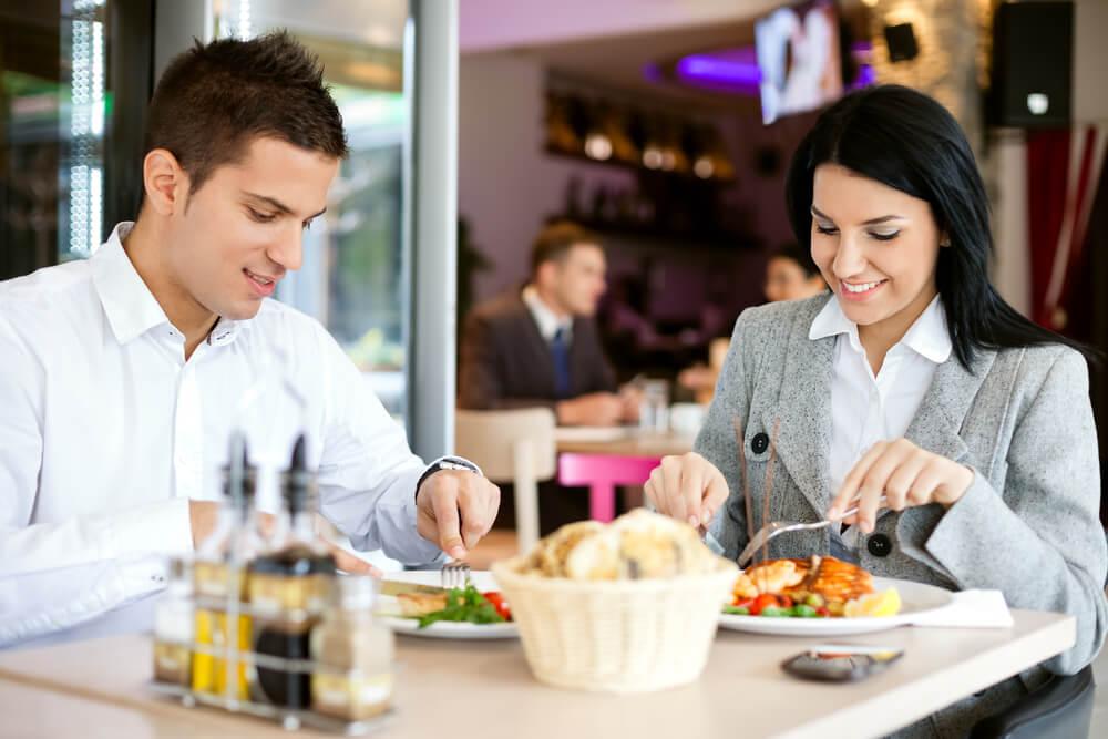 Como funciona o programa 5S para restaurantes corporativos?