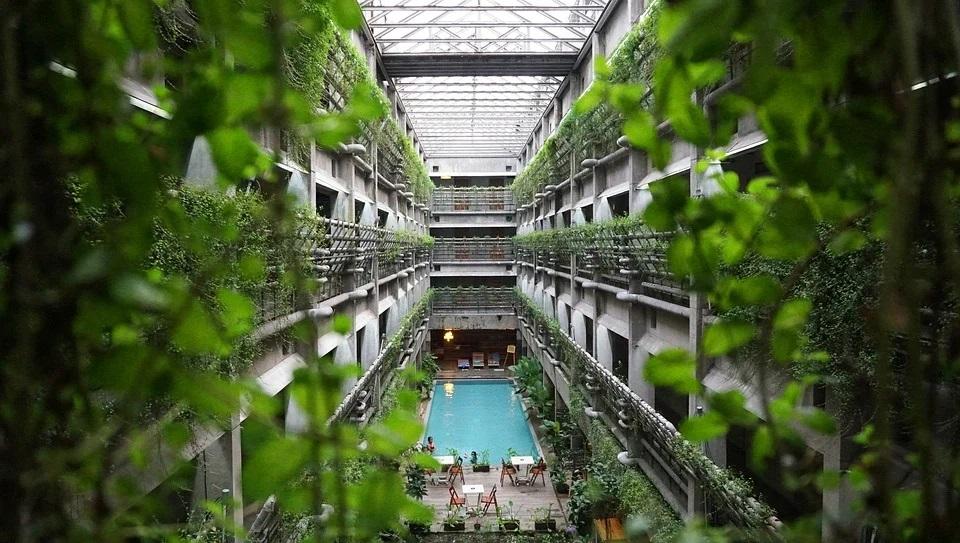 Porque a manutenção de áreas verdes e jardins em sua empresa é essencial ao meio-ambiente e seu negócio