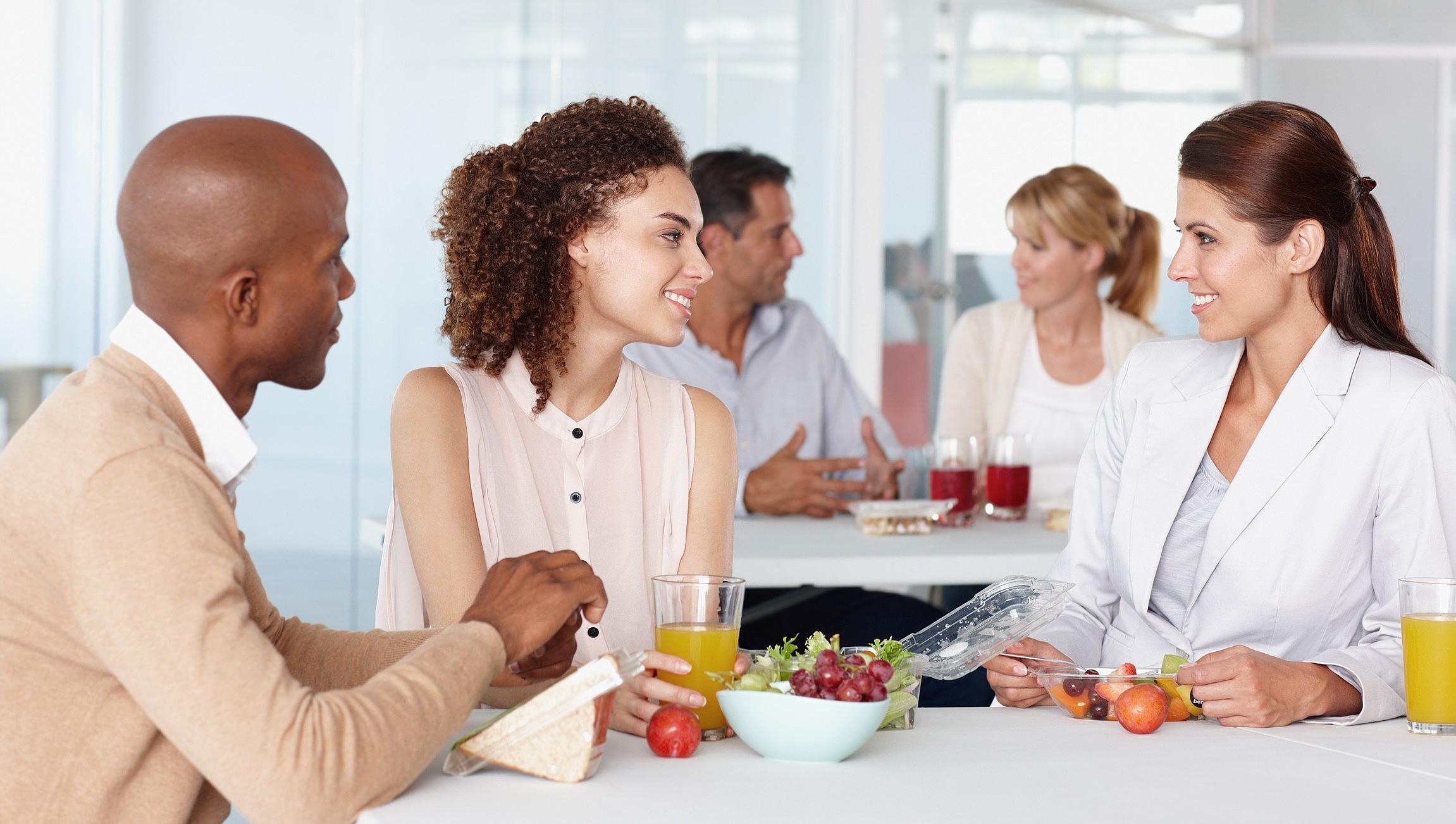 Como uma alimentação saudável pode ajudar na retenção de talentos da empresa?