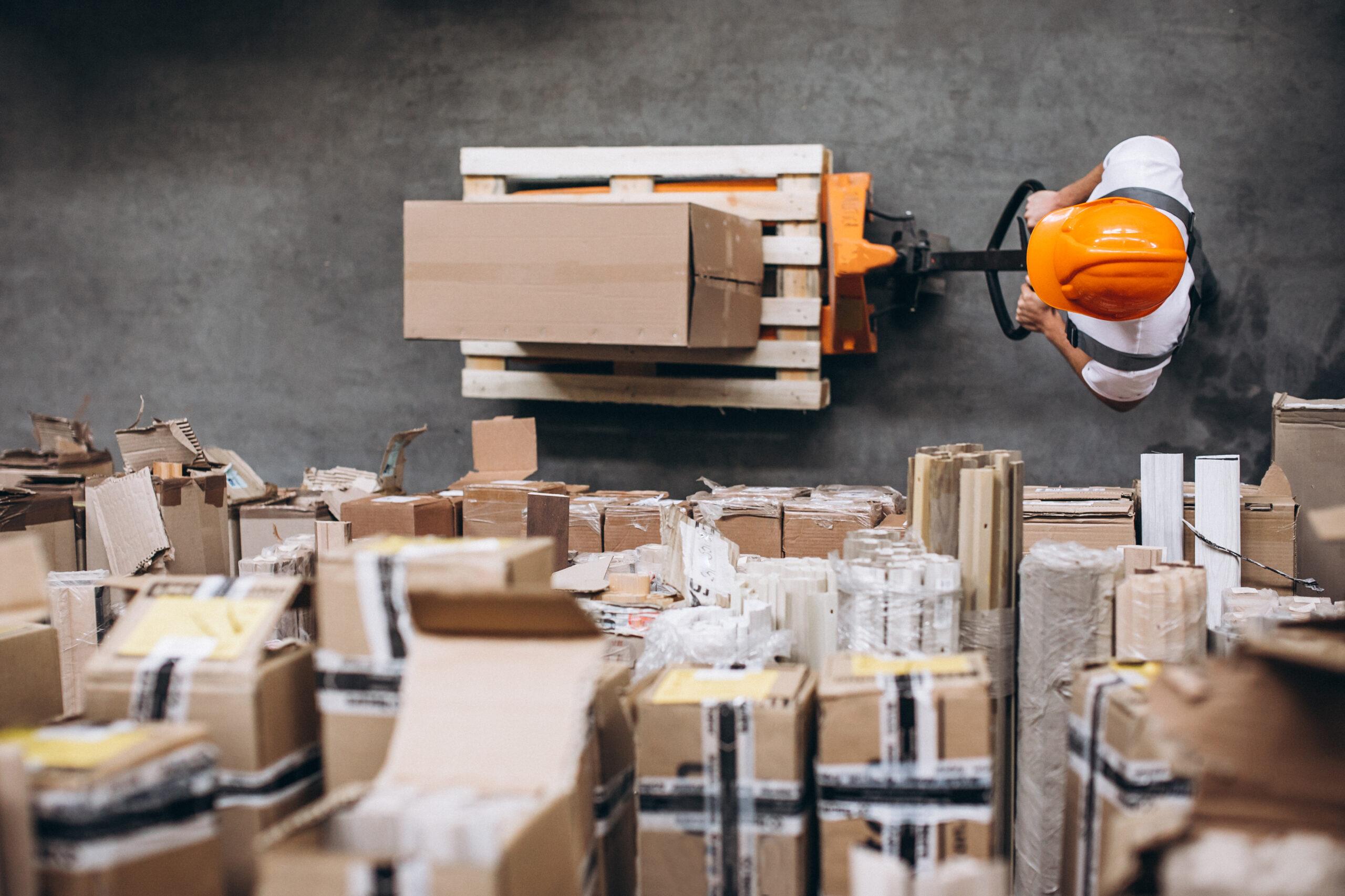 Por que é importante investir na estruturação de carga e descarga dentro da indústria?